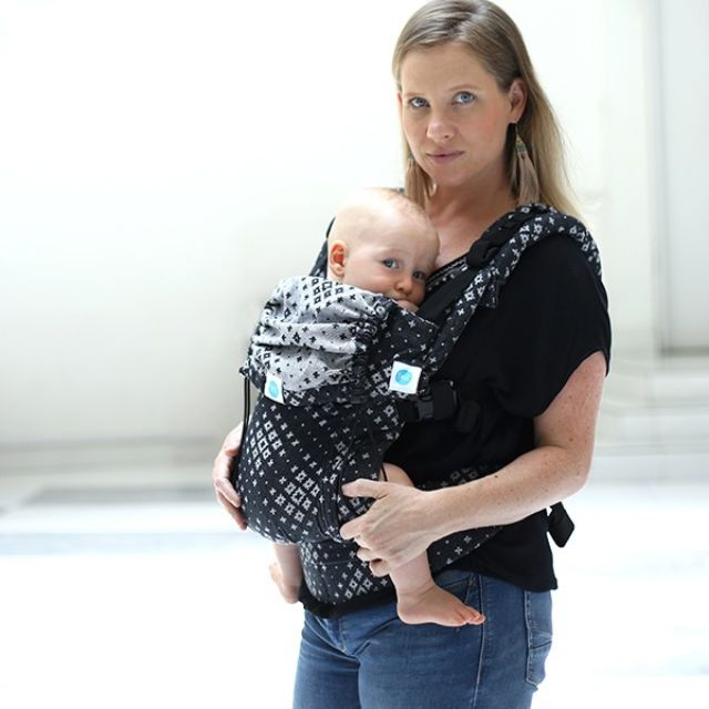 3291d964124 Ergonomic Baby Carrier - Soul Anoona Wrap Conversion Harmony ...