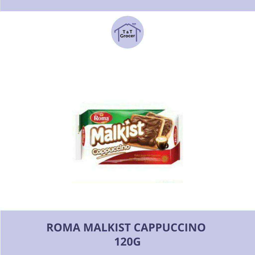 Roma Maklist Biskut 120g