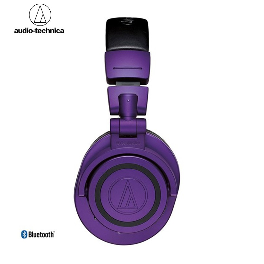 Audio-Technica ATH-M50xBT PB Wireless Over-Ear Headphones Limited Edition