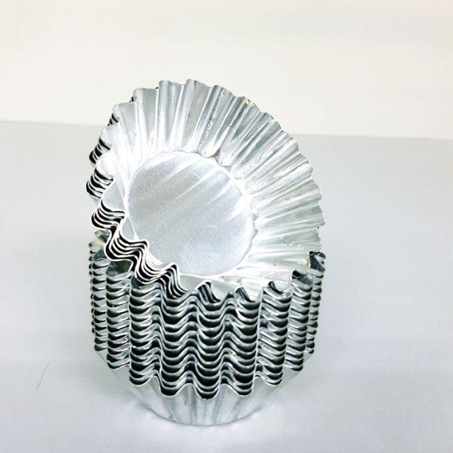 4.5cm Aluminum Tart Mould (20pcs)