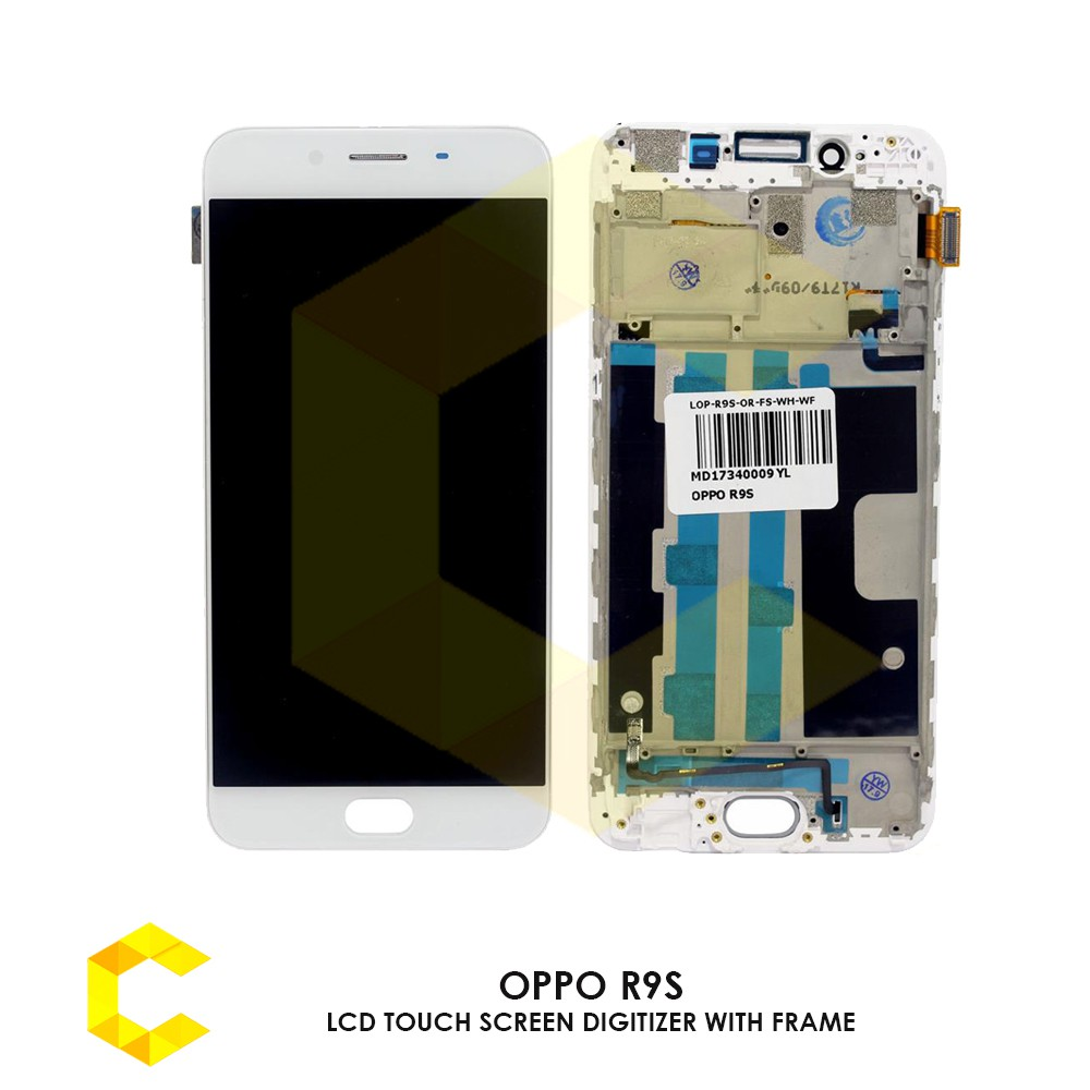 Ccoppo R1l R8006 Lcd Touch Screen Digitizer Shopee Malaysia Oppo F1 Fullset Touchscreen Original