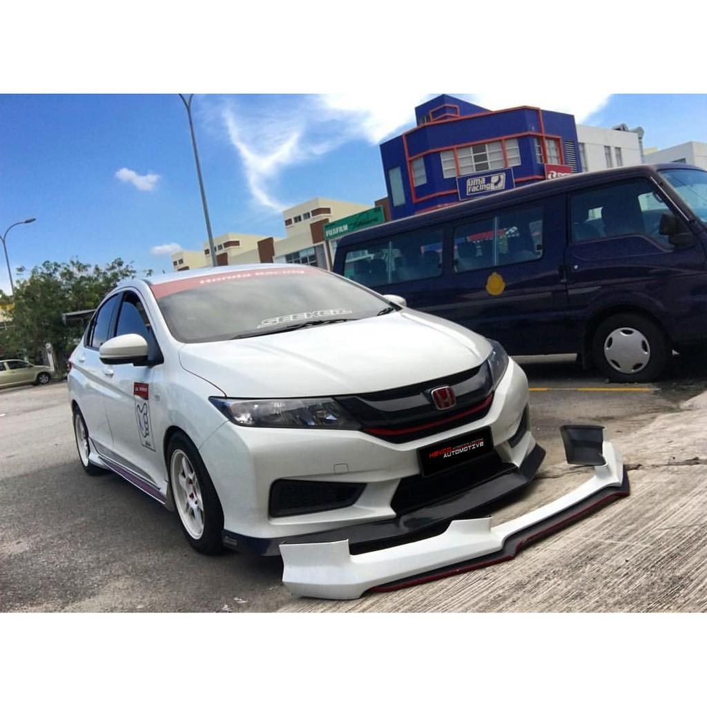 Honda City GM6 PRE FL MUGEN RS BODYKIT
