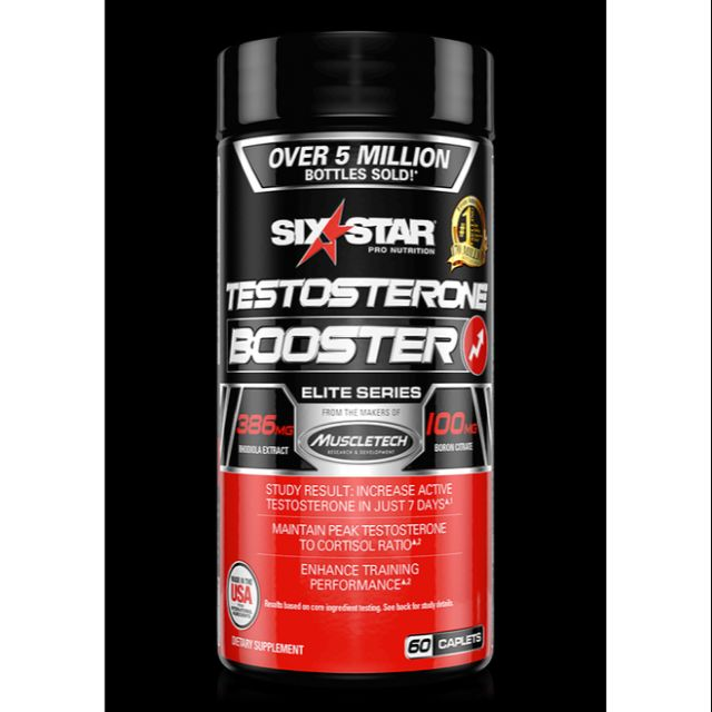 Star Pro Nutrition Testosterone Booster