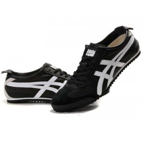 brand new e9b0b 310f9 onitsuka Tiger Mexico 66 Black/white (Oem) Premium Quality