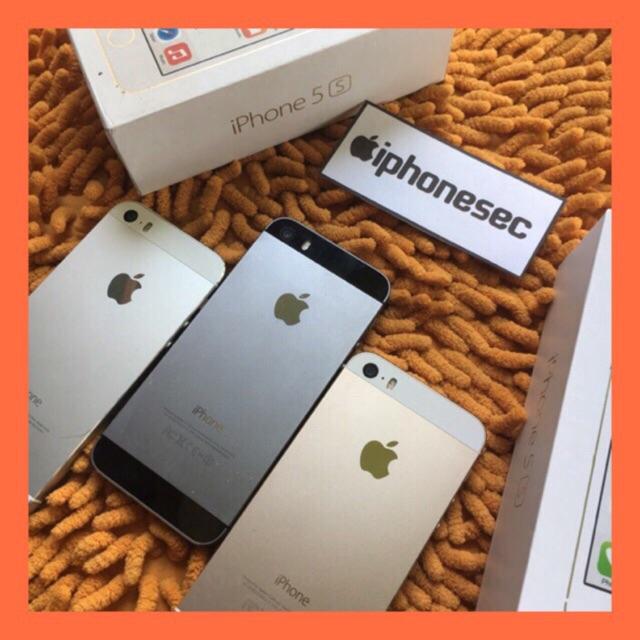 Casing untuk iPhone 5S 16GB / 32GB / 64GB