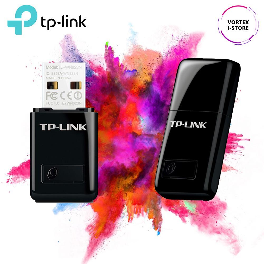 Tplink Tl Wn823n Shopee Malaysia Tp Link Wn 823n 300mbps
