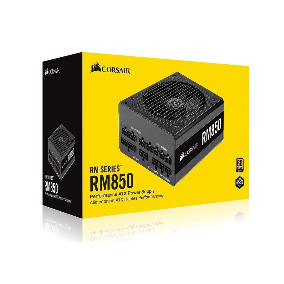 # CORSAIR RM Series RM850 (2019) - 850W 80 PLUS Gold Fully Modular PSU #