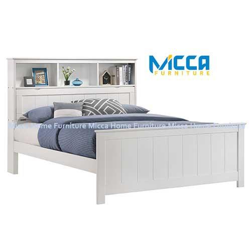 Oakley Captain Bed In Queen Size Kids, Kids Queen Bed With Storage