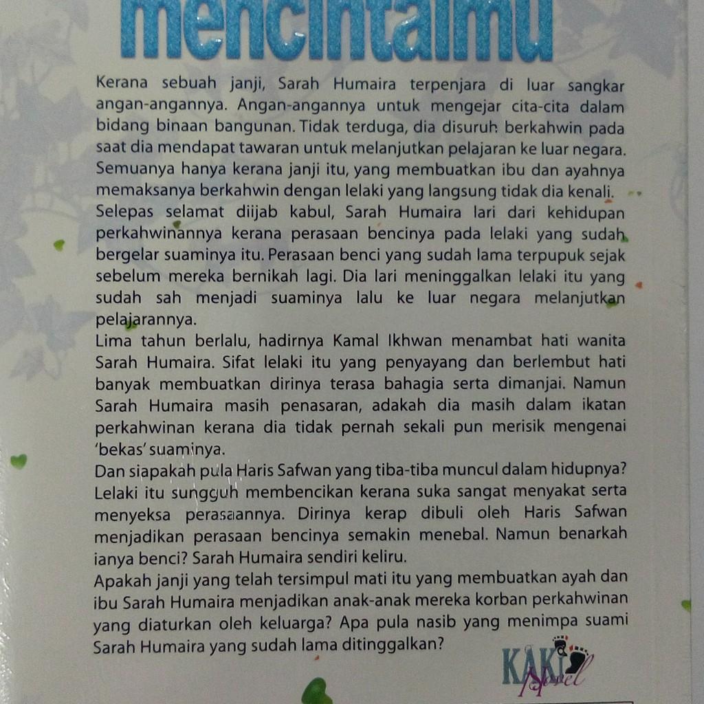 NOVEL MAMPU MENCINTAIMU - AUNI AMAUNI | Shopee Malaysia