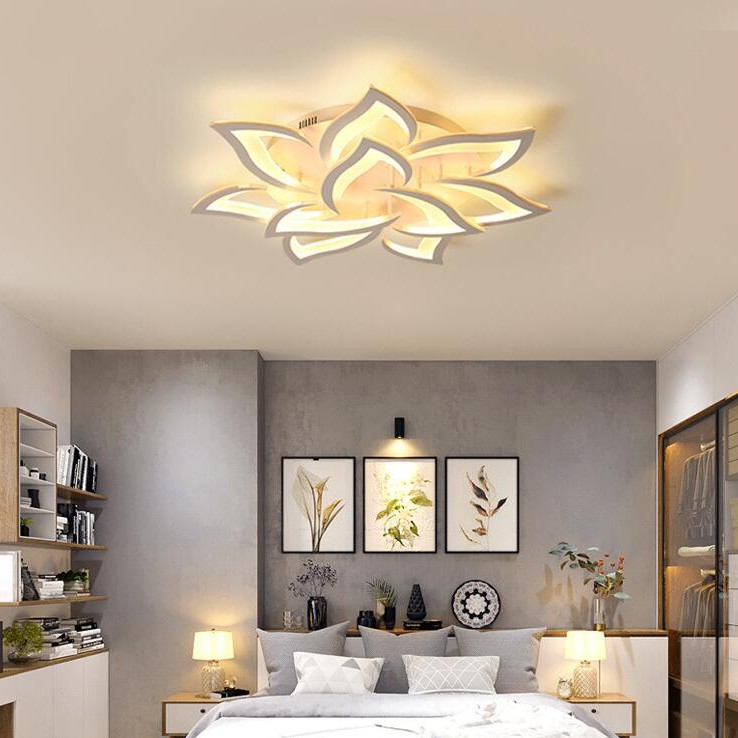 Heads Stepless Dimming Led Ceiling