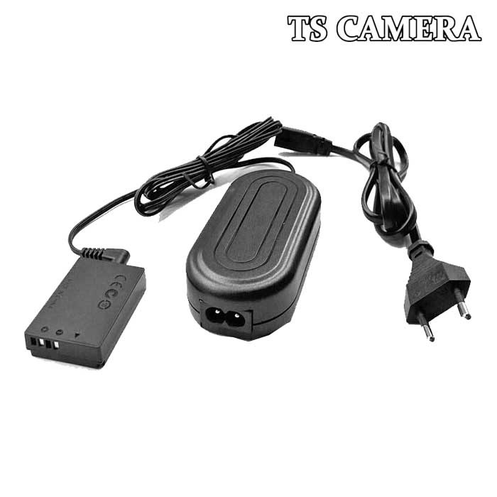 AC ADAPTER FOR CANON BATTERY LPE12