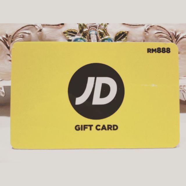 acf997b70eaf6 JD Sports Gift Card