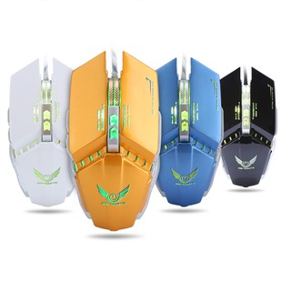 ZERODATE X700 USB Wired Gaming Mouse 3200 DPI Mechanical