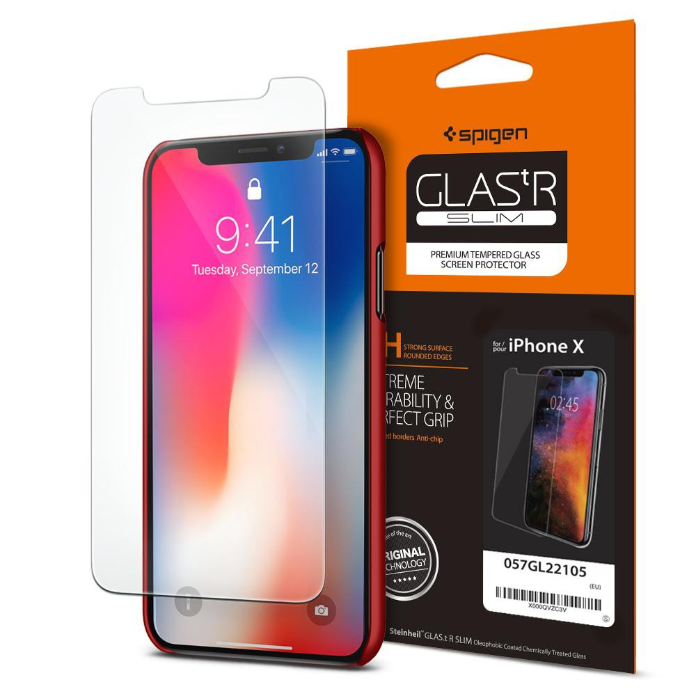 Original HODA 2.5D Plus Tempered Glass Screen Protector for iPhone XS Max | Shopee Malaysia