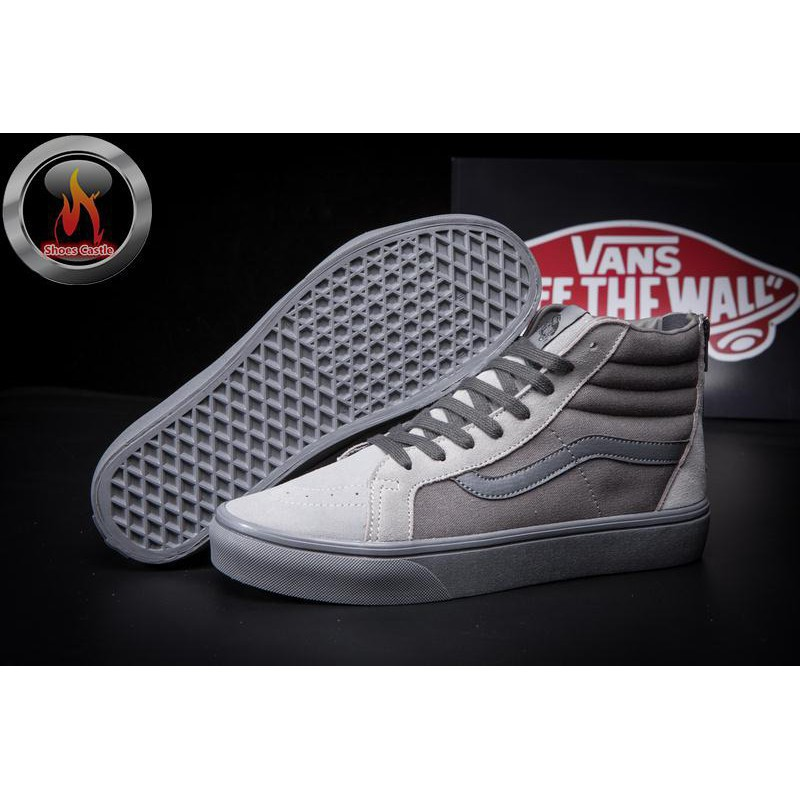 c136216a02 lh Vans SK8-Hi Reissue Zip wtaps Civic Razer Model Shoes Men High Top  Footwear