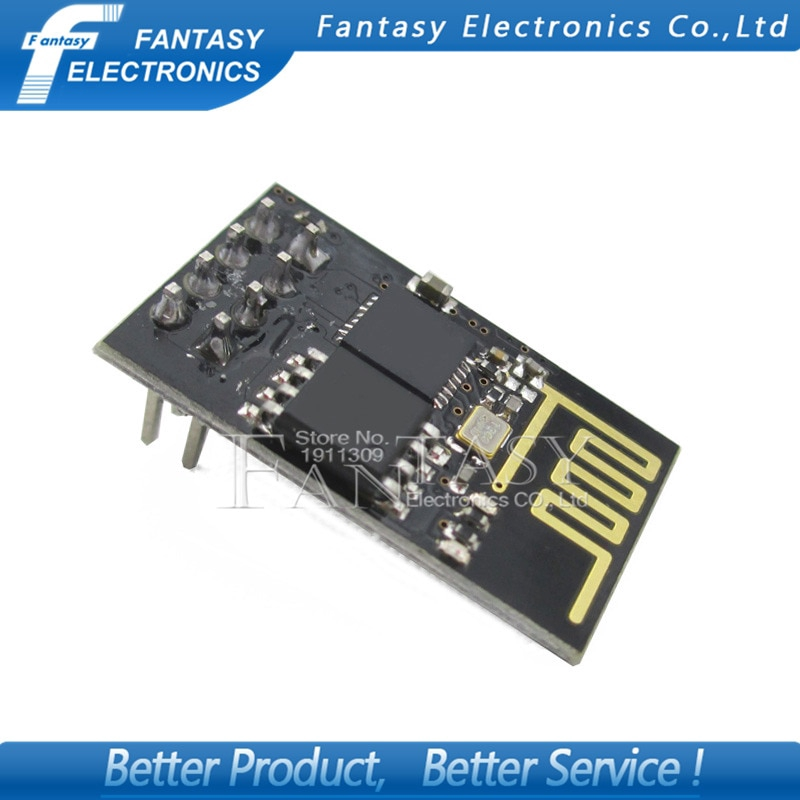 1pcs ESP8266 esp-01 remote serial Port WIFI wireless module through walls