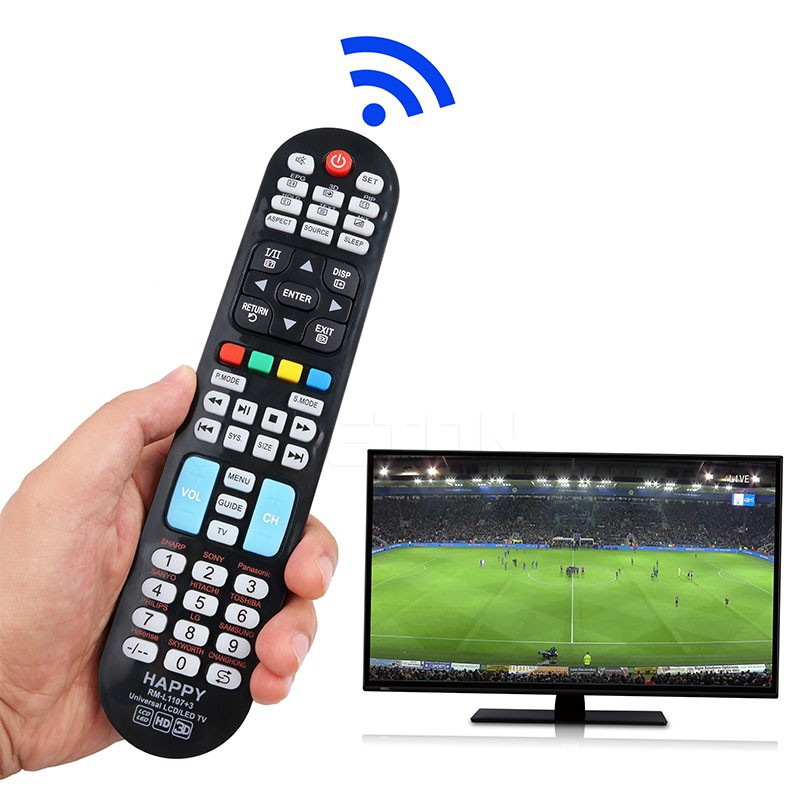TV Remote Control Universal Replacement Controller Remoto For Samsung Lcd  Smart