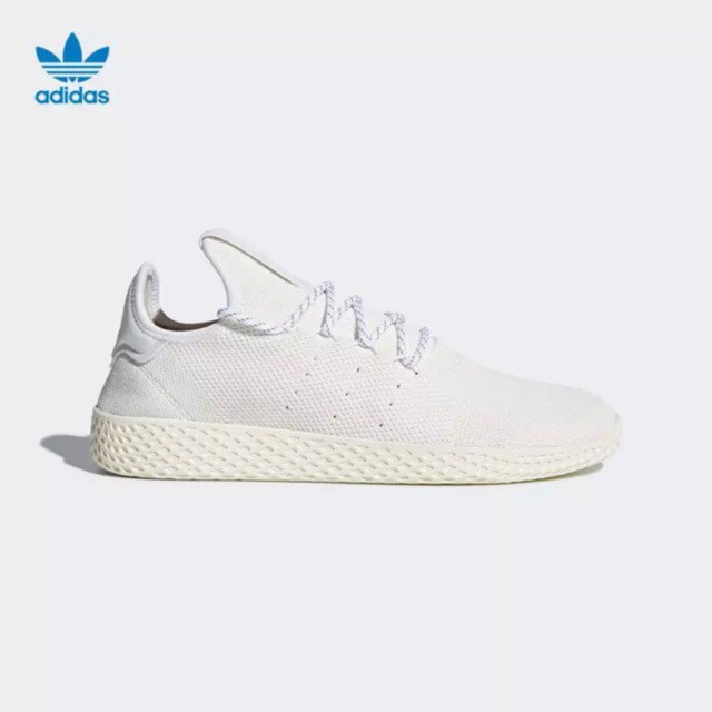 detailed pictures acad6 25880 Pharrell Williams x Adidas Tennis Hu Men Women shoes Sneakers BA7828 BY2674    Shopee Malaysia