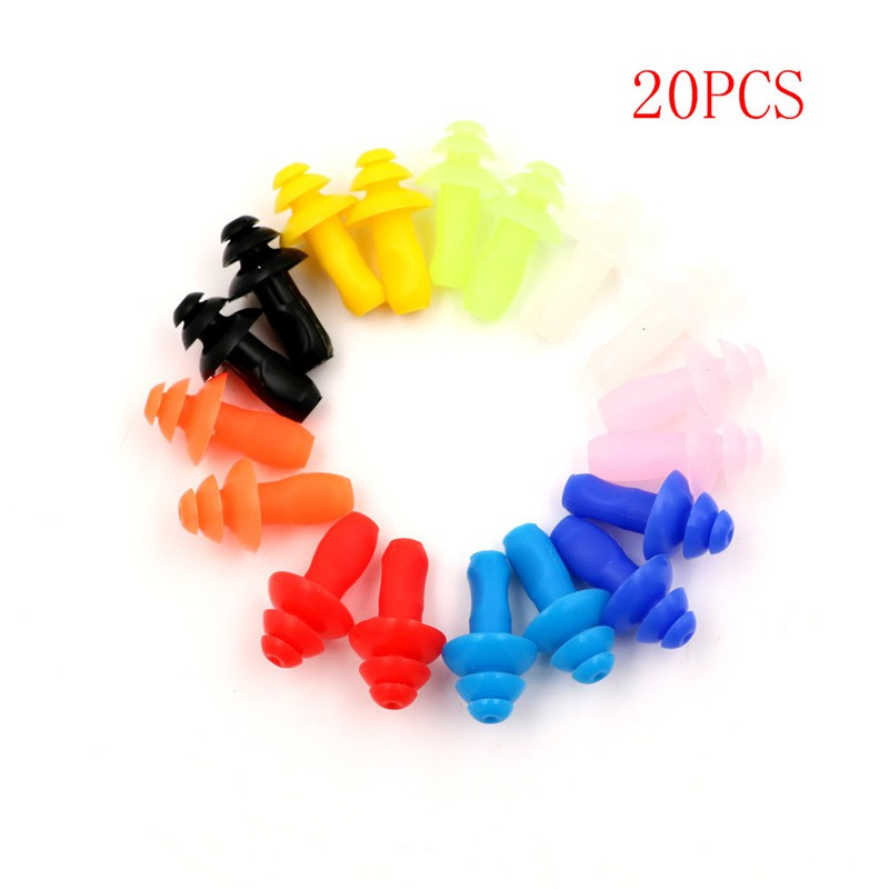A Pair Silicone Ear Plugs Anti Noise Snore Earplugs Noise Reduction for Study | Shopee Malaysia