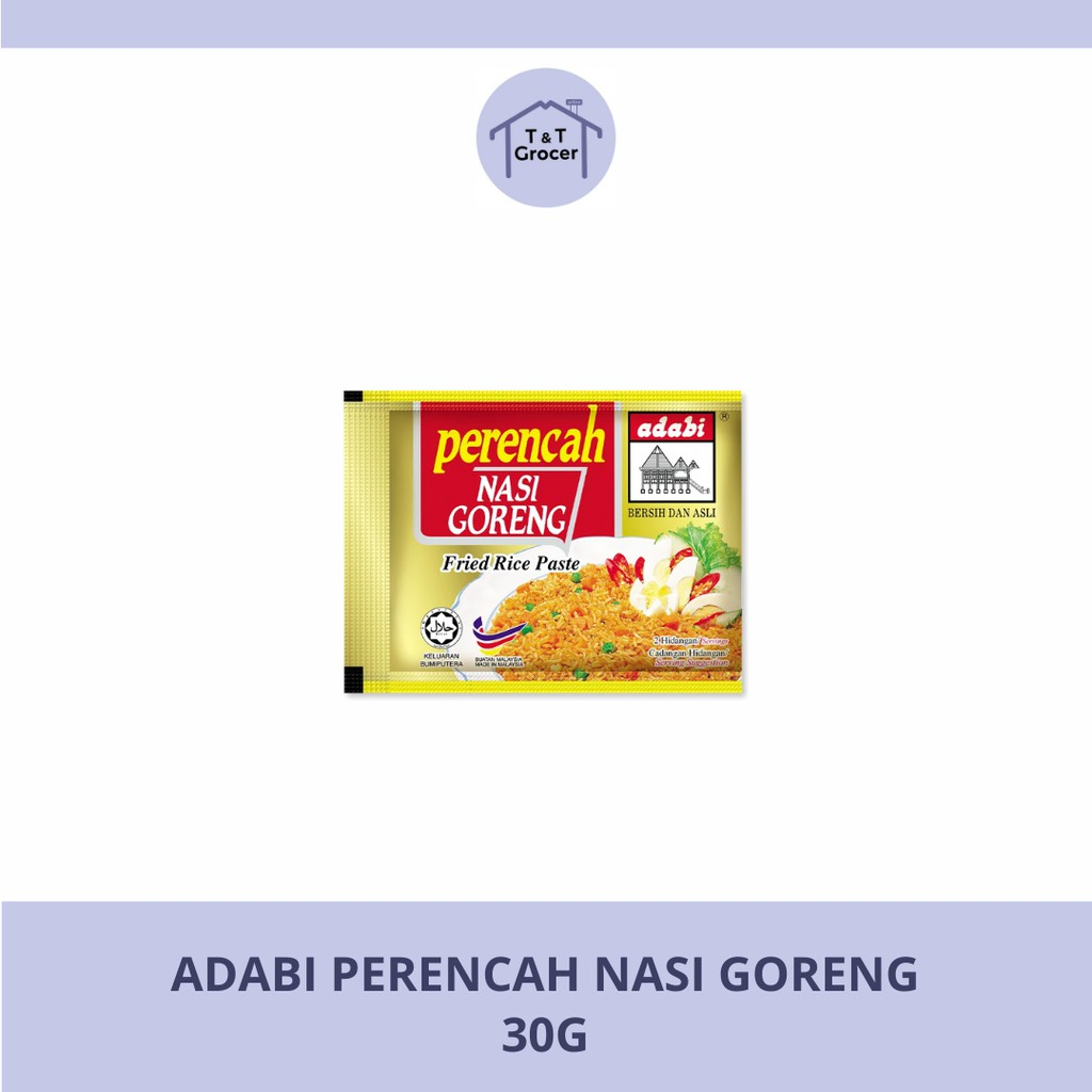 Adabi Perencah Packet (30g/ 40g)