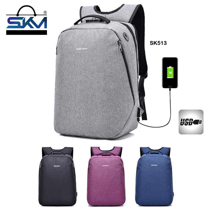 Casual Backpack Laptop Bag Light Weight Waterproof Travel Bag 192 ... c7ae4c719a424