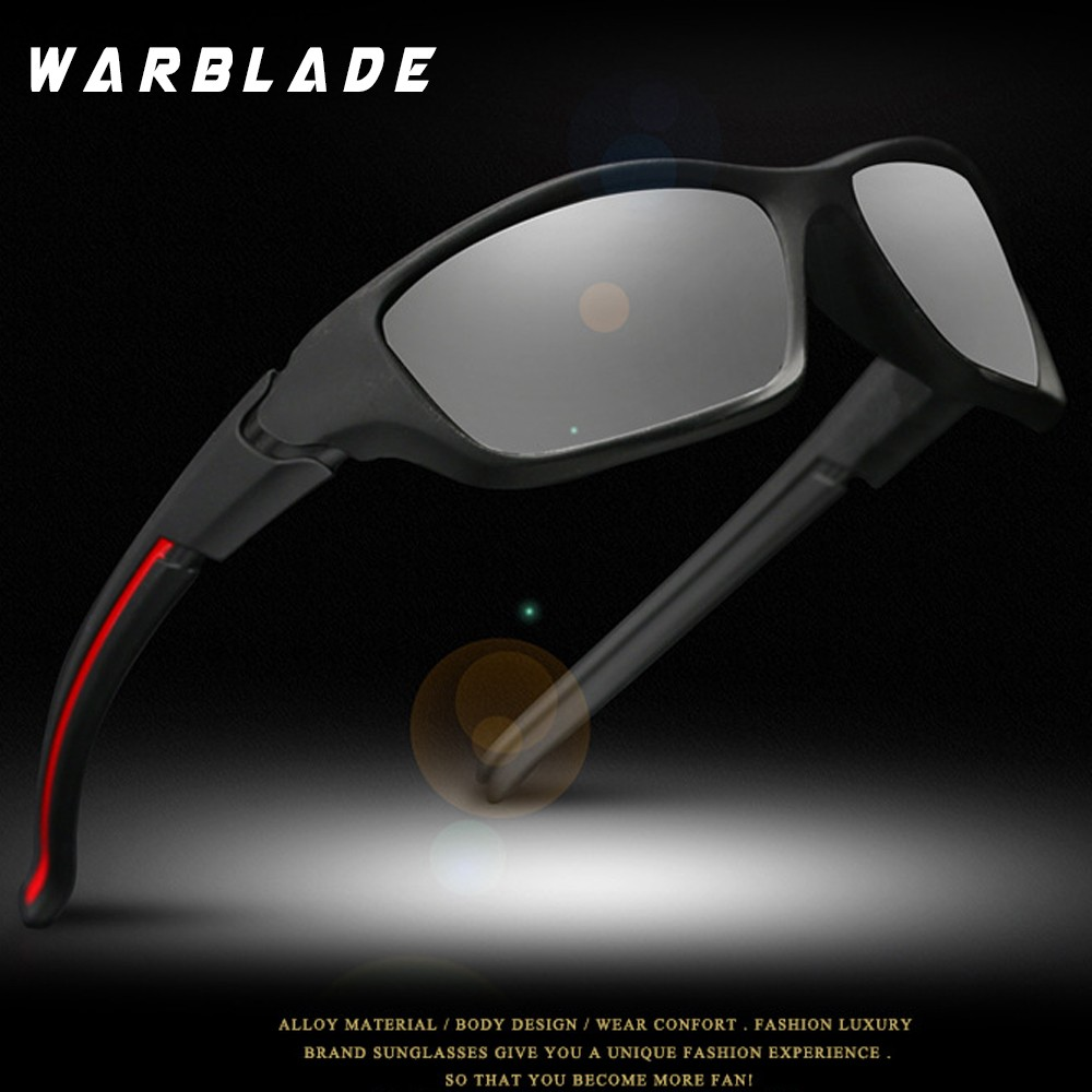 9b283929e3 Men Outdoor Driving Fishing Transition Lens HD Polarized Photochromic  Sunglasses