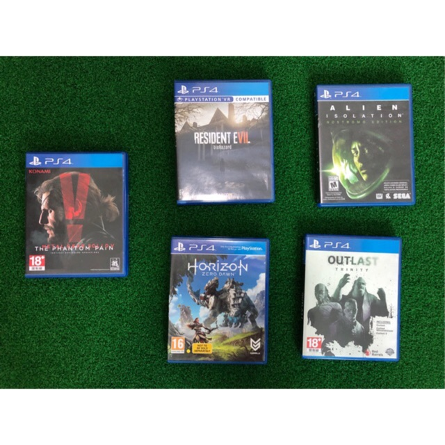Used Cheap PS4 Games like New