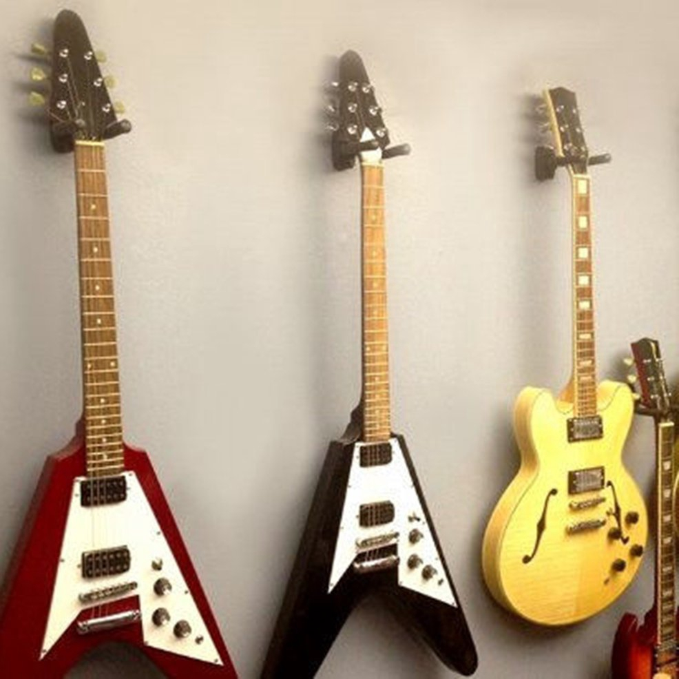 Electric Guitar Pic Holder