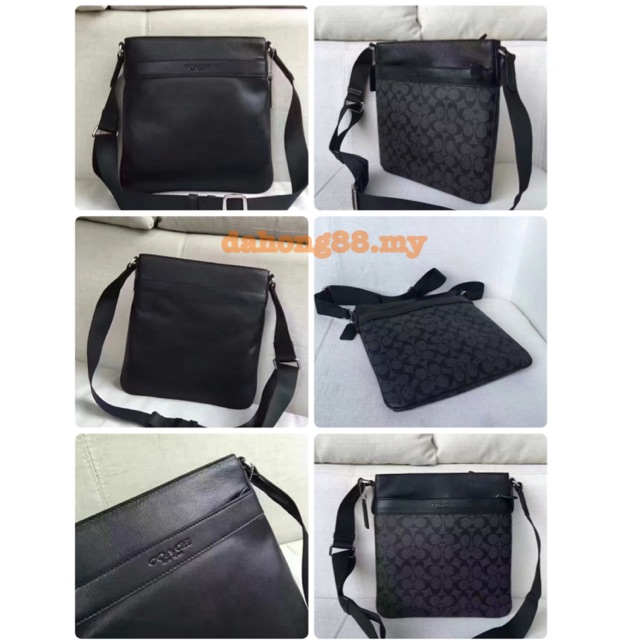 3687f630a194 Coach man sling bag for business wig special price