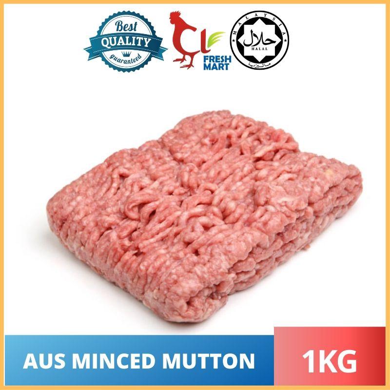 Aus Minced Mutton (1KG)