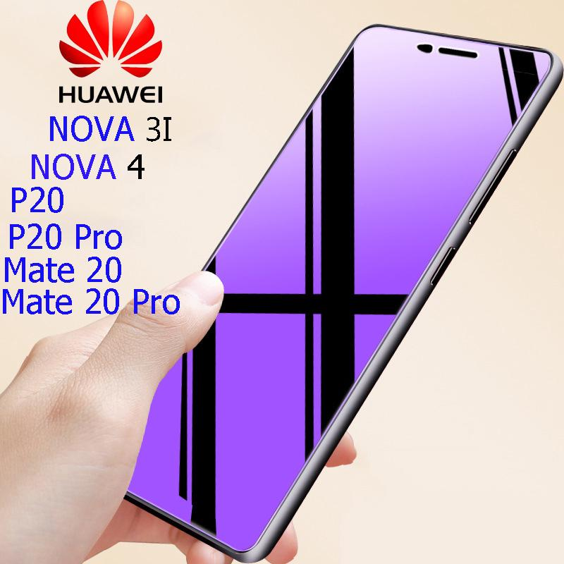 Full Tempered Glass for Huawei Nova 4e 2i 3i 3e Mate Honor