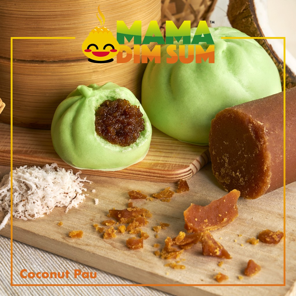 (P10) Coconut Pau (6pcs/pack)