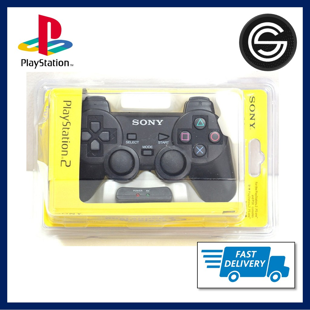 PS2 controller wireless | Fast Delivery