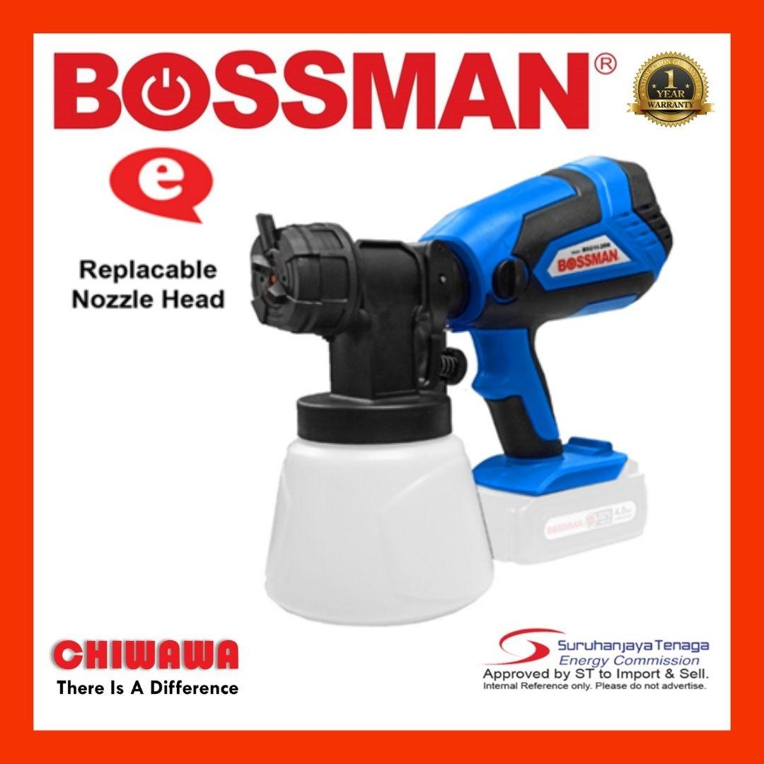 BOSSMAN BSG16-20M / BSG1620M Cordless Spray Gun 210w 1000ml