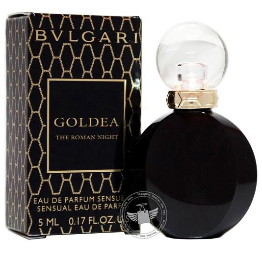 28977c09d52 BVLGARI GOLDEA THE ROMAN NIGHT EDP SENSUELLE 15ml   Spray Perfume Miniature