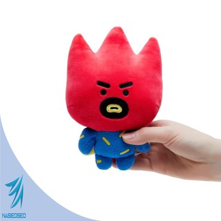 BTS BT21 Official Authentic Product Universe_TATA Plush Doll Set | Shopee Malaysia