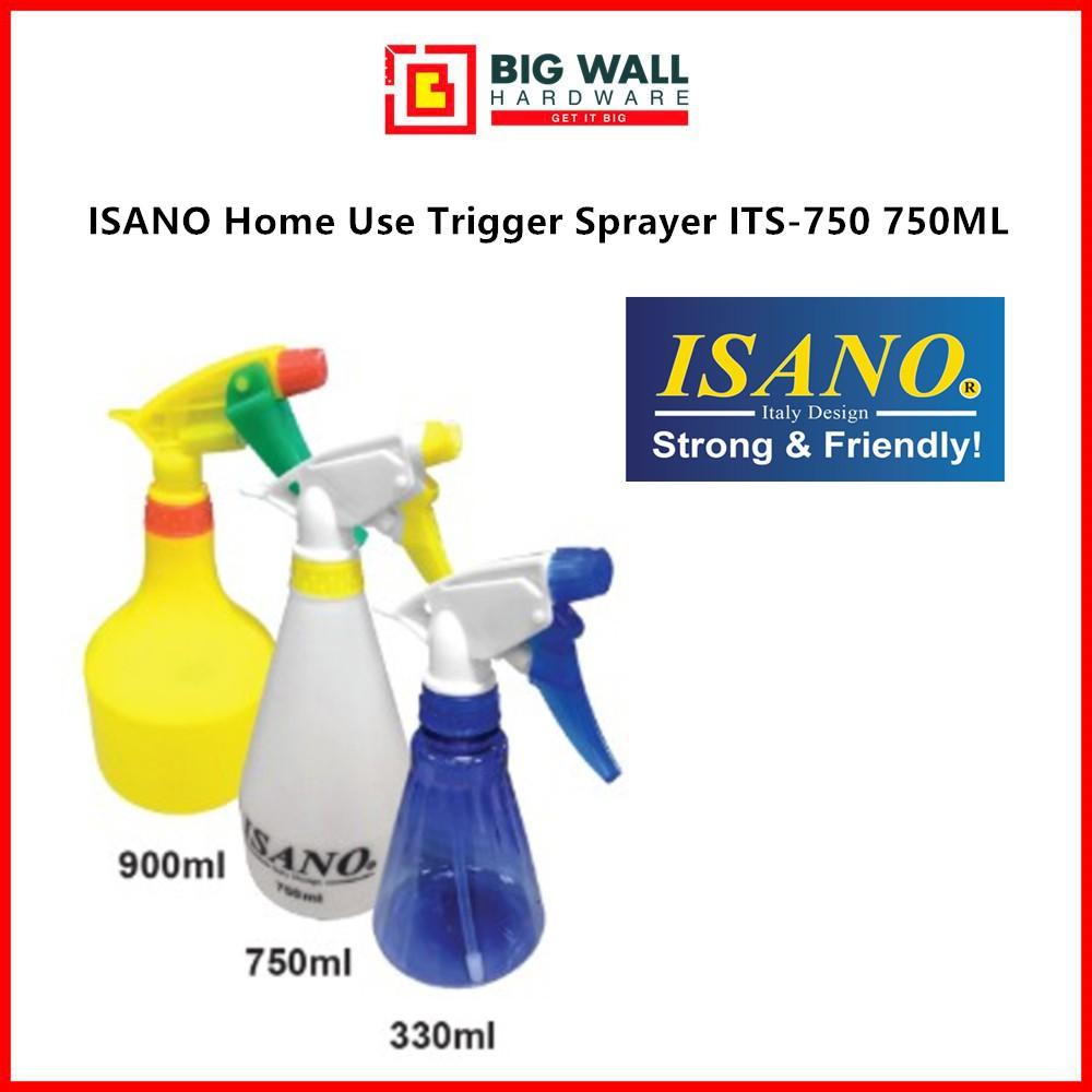 ISANO Home Use Trigger Sprayer ITS-750 750ml (Big Wall Hardware)