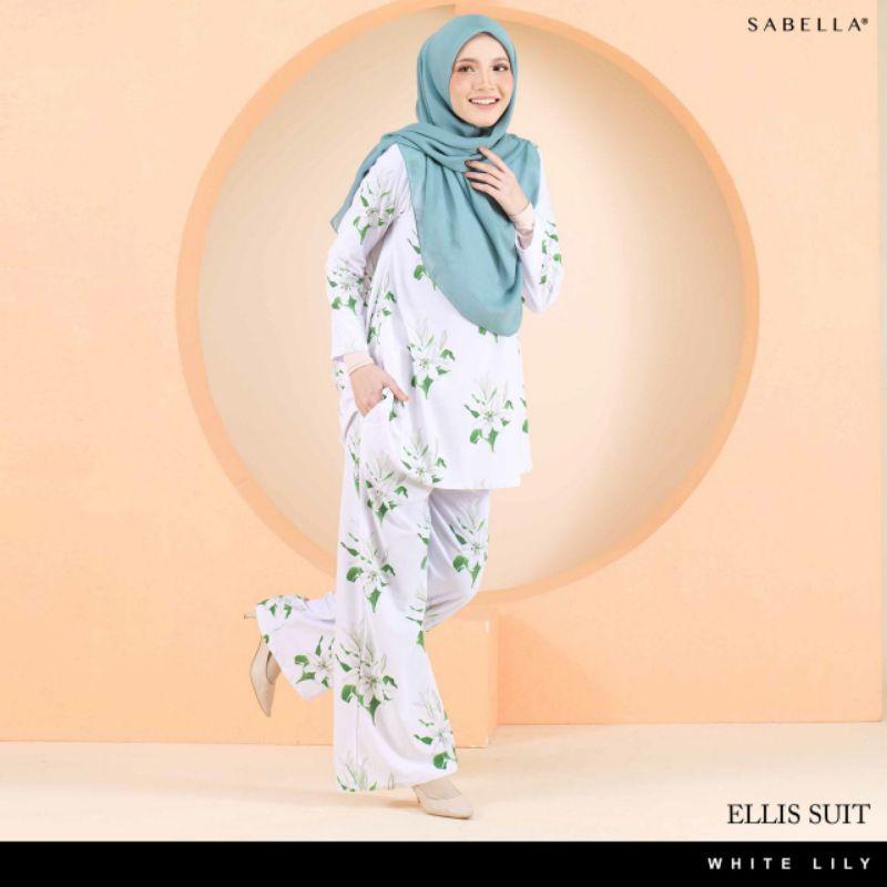 Sabella Ellis Suit (Ready Stock)