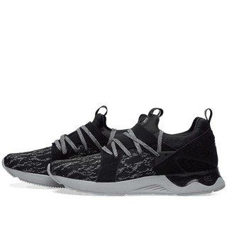 ASICS GEL LYTE V SANZE KNIT black out mens women mesh sport training shoes 36 45