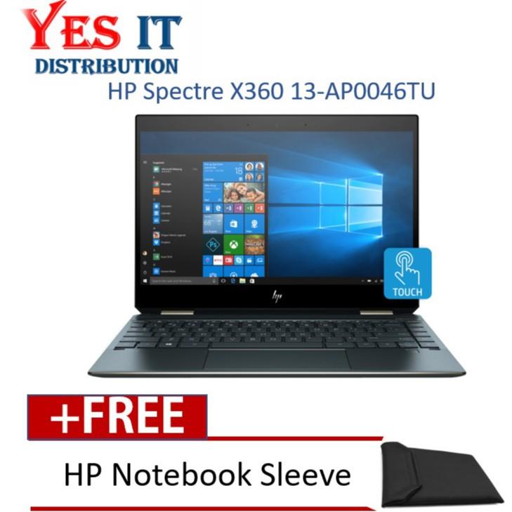 e23d69cfc9d HP SPECTRE 13-af094TU (Dark Ash Silver) | Shopee Malaysia