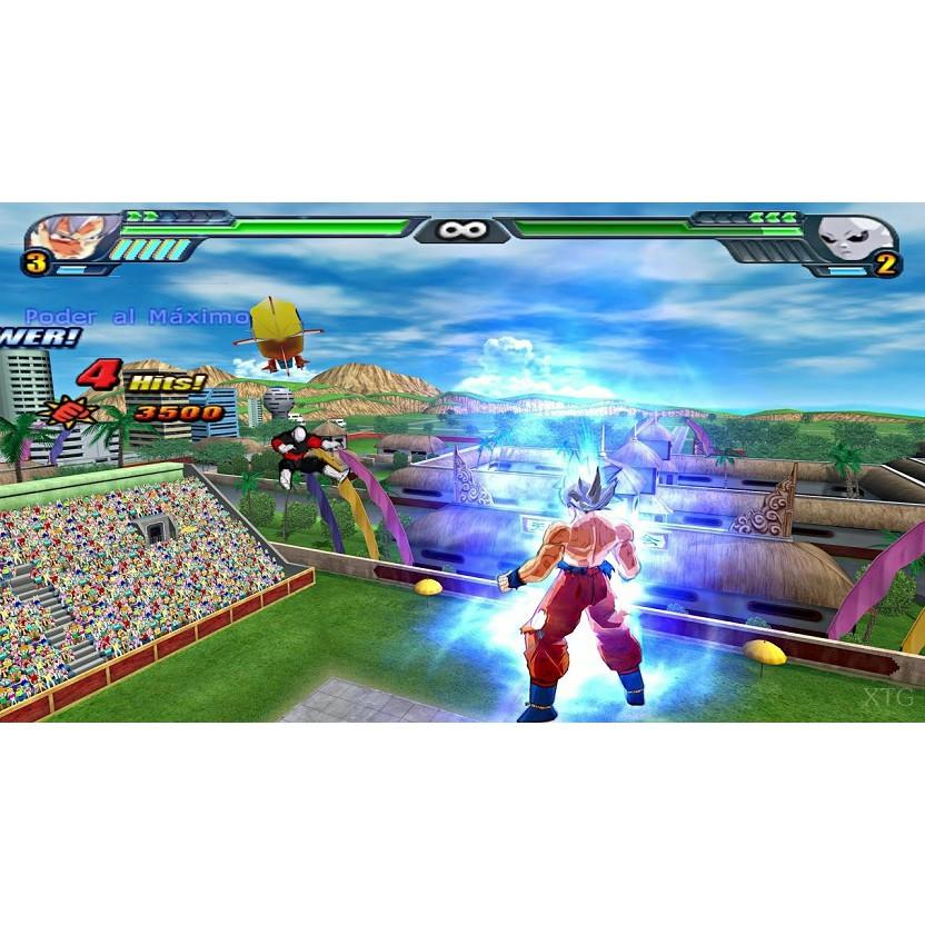 PS2 Game Dragon Ball Z Budokai Tenkaichi 1 2 3 , English version, Fighting Game / PS3 Dragon Ball Z Budokai Tenkaichi