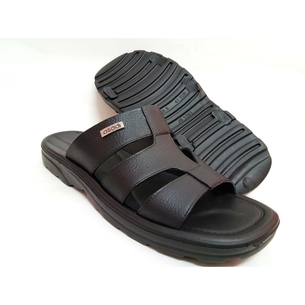 Ready Stock Asadi MJA1261 Flip-Flop Selipar Kasut Sandal Unisex size 5-10