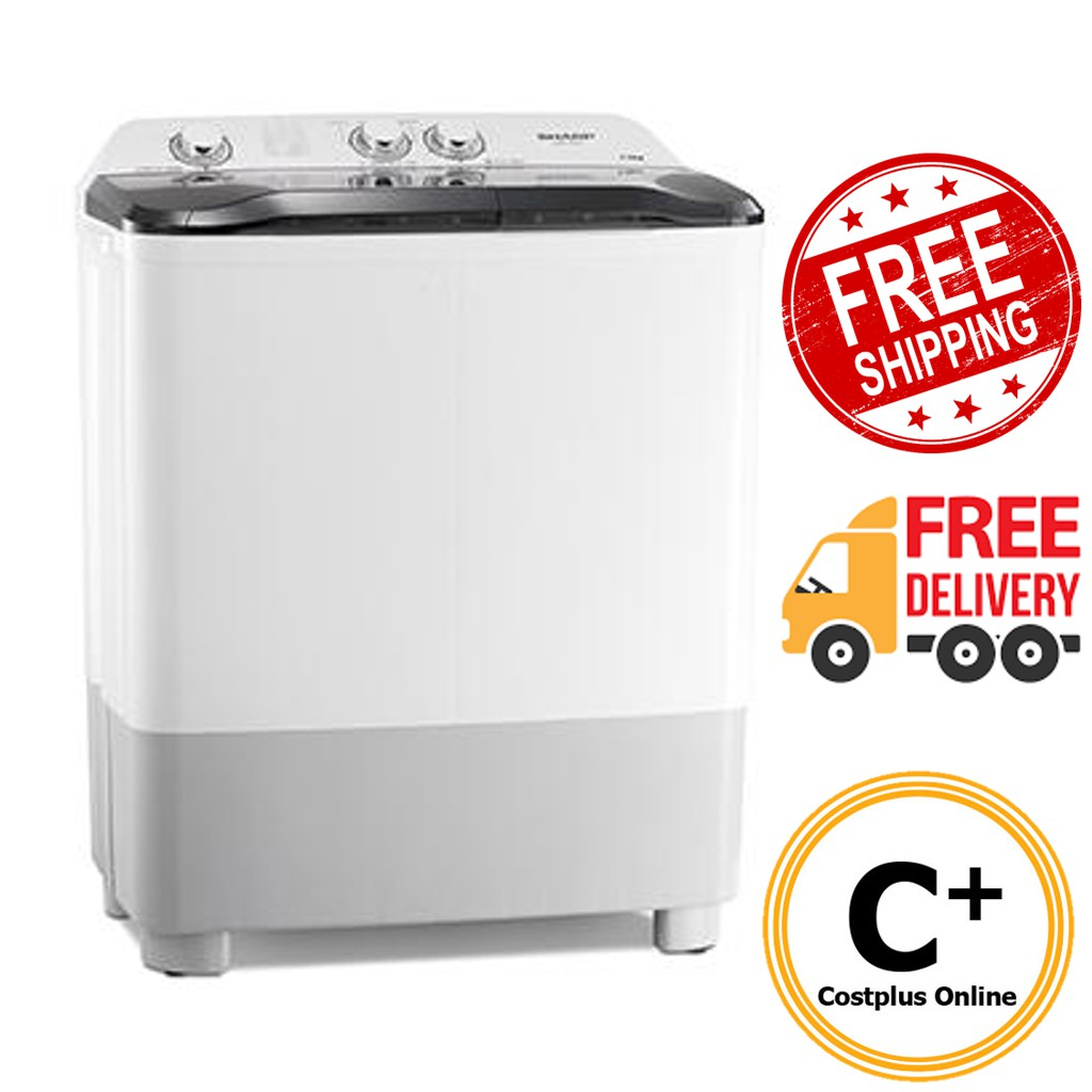 Sharp EST7015 7KG Semi Auto Washing Machine