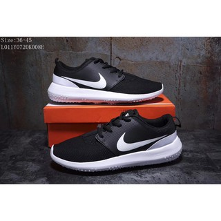 new product dd19a edfd8 NIKE ROSHE G New Golf Hedgehog Casual Sports Running Shoes new Breathable  unisex   Shopee Malaysia