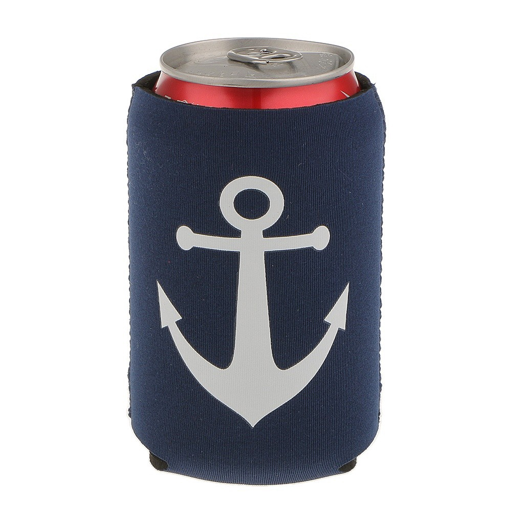 2pcs I Pee in Pools Soda Beer Bottle Tin Can Cooler Chilling Sleeve Favor