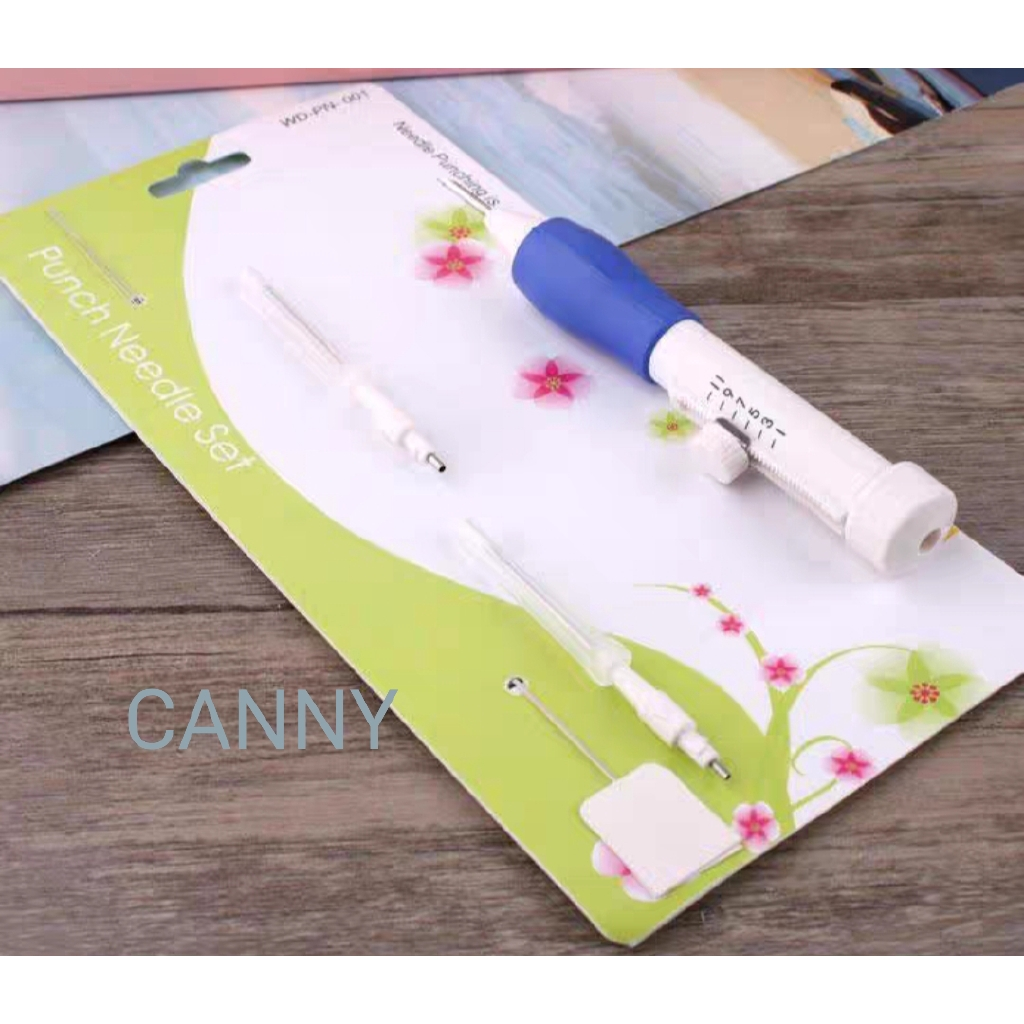 EMBROIDERY NEEDLE SET / SET JARUM SULAM [6 in 1 PACKAGE!!!]