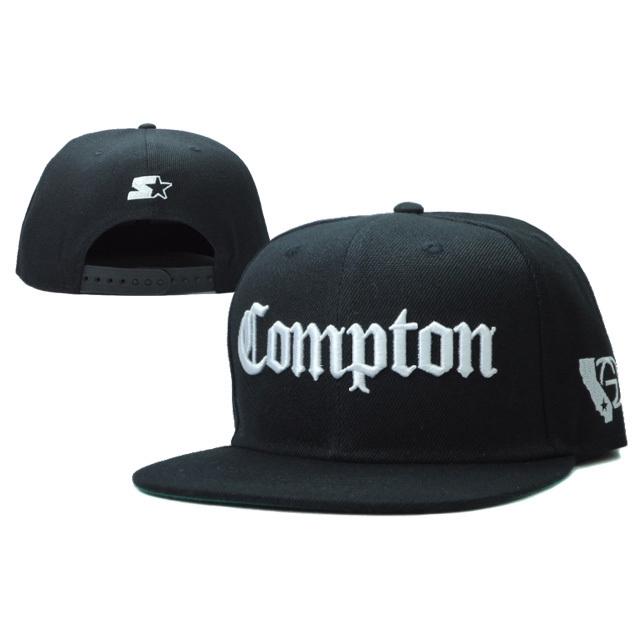 3c00499e3 compton Premium Headwear Street Culture Snapback Skateboard Cap Hiphop Cap