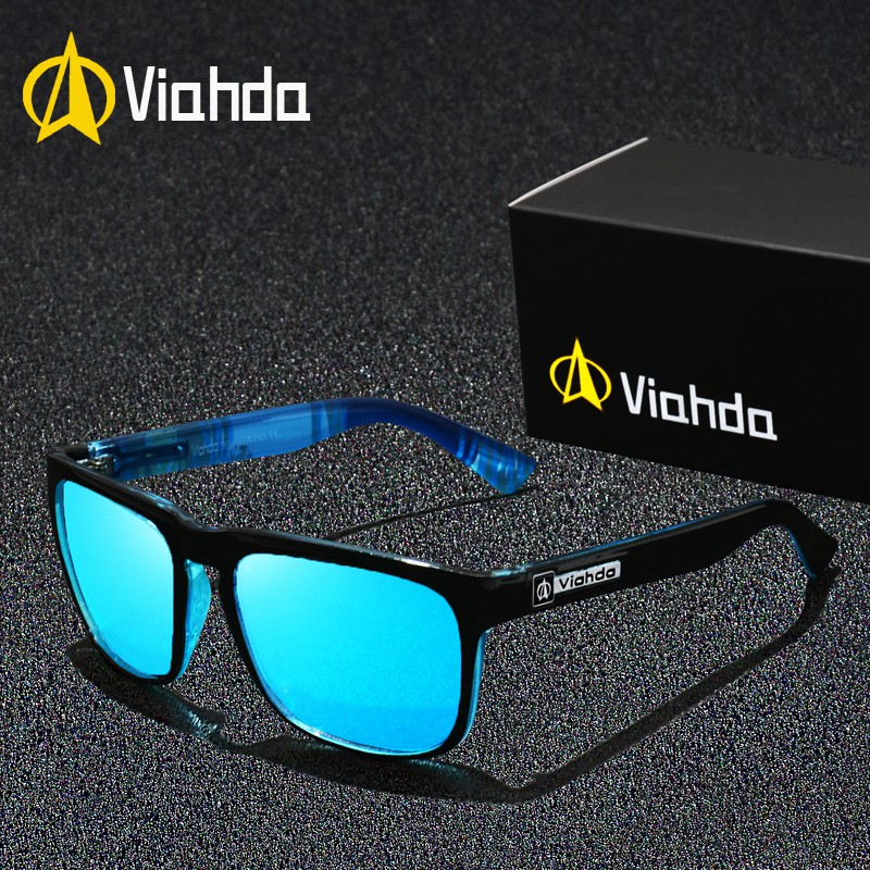Viahda 2018 Polarized Sunglasses Cool Fashion Male Eyewear Sun Glasses Travel