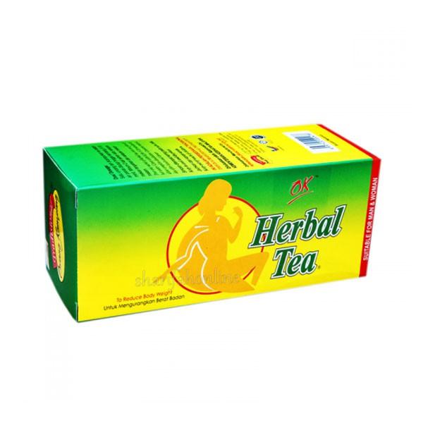 Orang Kampung Herbal Tea 25s