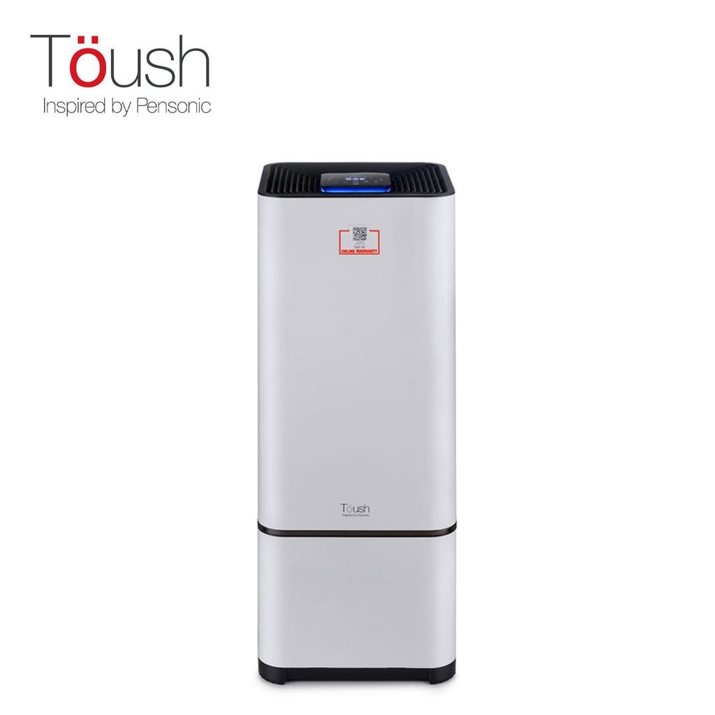 TOUSH Smart Air Purifier C/W Smartphone App, Air Quality Sign, Filter Usage Reminder, etc | T1005SAP